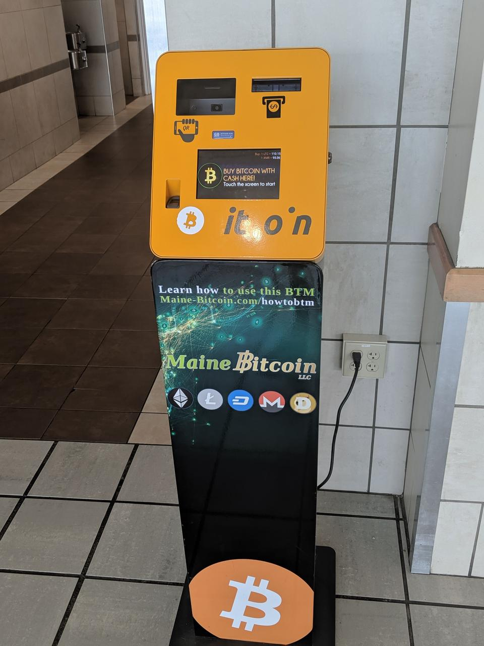 weird BTC kiosks